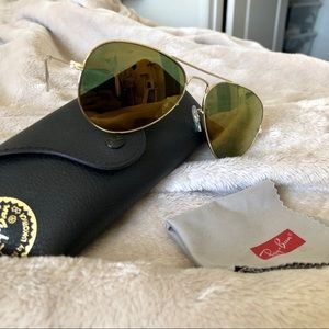 Ray-Ban Aviator sunglasses brand new